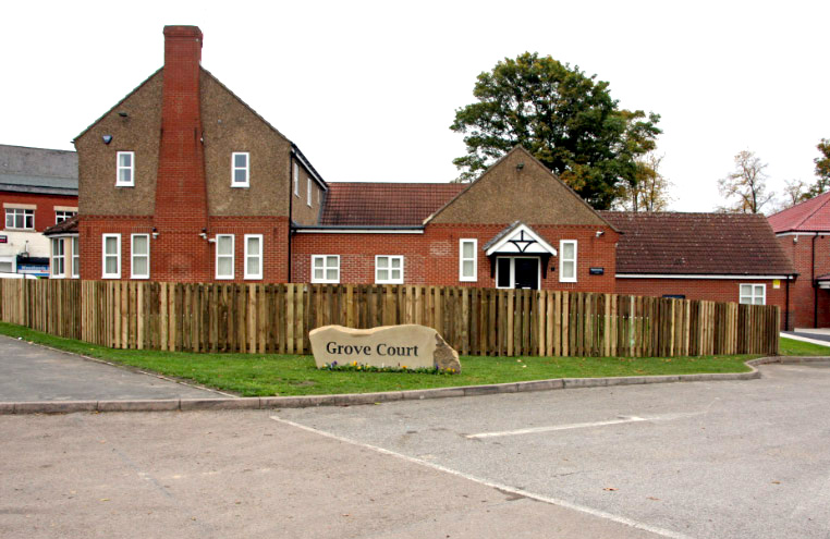 Grove Court, Doncaster